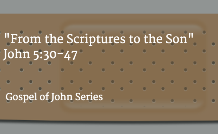 From the Scriptures to theSon
